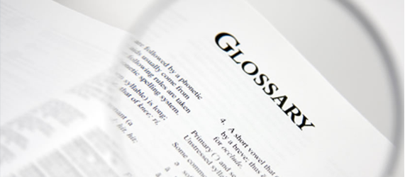 translation glossary